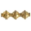 Metal Beads 9.5x9mm Saucer 8
